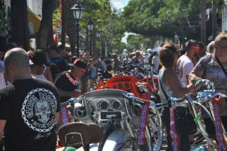 Phil Peterson's 43nd Annual Key West Poker Run 2015